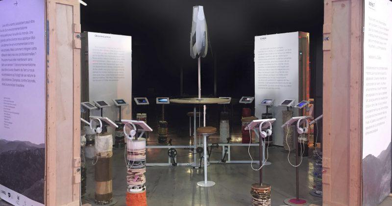 Le Québec à la Quadriennale du design et de l'espace des arts vivants de Prague